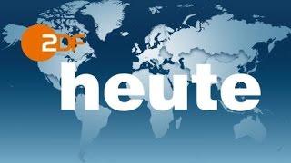 ZDF heute in Deutschland vom 13.10.2014 - nachrichten