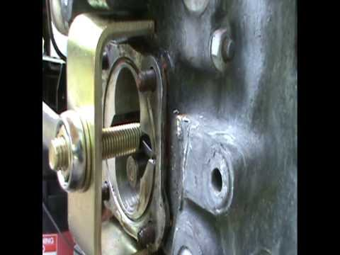 VW Oil Pump Removal