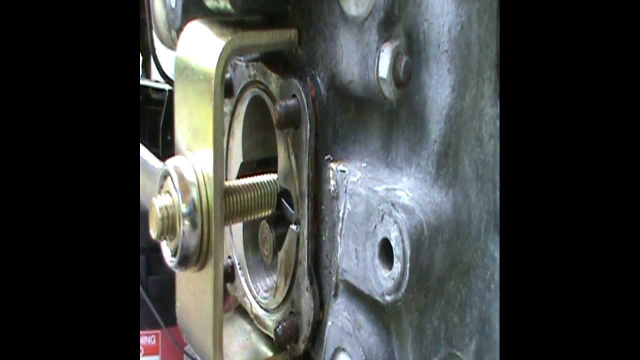 Vw Oil Pump Removal Youtube