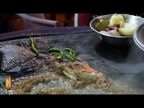 Tawa Champ (Lamb Chops) | Kaka Gurda Champ | Lahore Street Food III