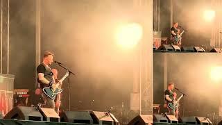 Volbeat - Parasite - 28.06.2019 Tons Of Rock - Ekeberg - Oslo - Blackie Davidson - 4K