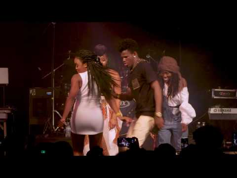 Yemi Alade Live in Seattle