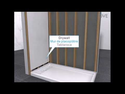 Ove Shower Base Installation General Guidelines Youtube