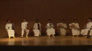 Orchestra of Tangier - Andalusian Music - Musique Andalouse