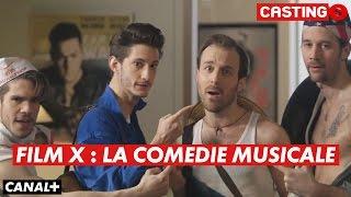 Pierre Niney - Casting(s) Film X : la comédie musicale