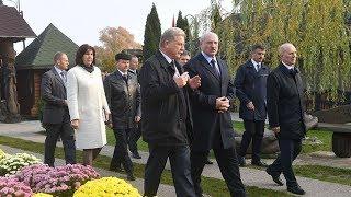 Александр Лукашенко посетил Гродненскую область