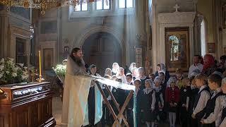 Алексеевский ставропигиальный женский монастырь г. Москвы (часть 1)