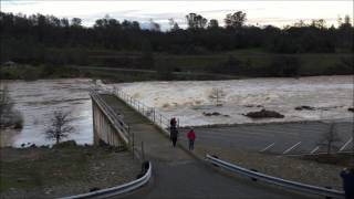 LIVE URGENT ALERT 50,000 BEING EVACUATED SAN JOSE OROVILLE DAM SERIOUS CALIFORNIA FLOODING UPDATE