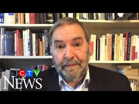 Mulcair: Canada, historically, has problems with procurement