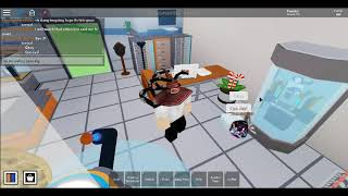 [ roblox - innovation arctic facility ] hazmat suit glitch