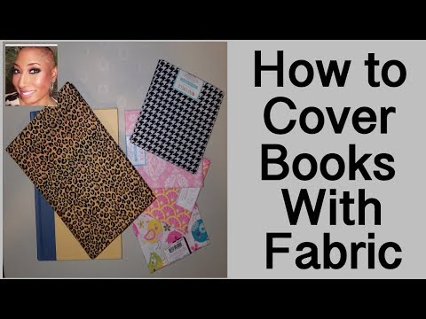 new!-how-to-cover-books-with-fabric-|-diy-|-home-decor