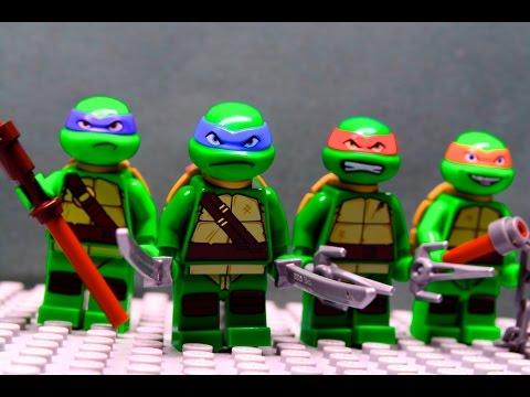 LEGO TMNT Teenage Mutant Ninja Turtles
