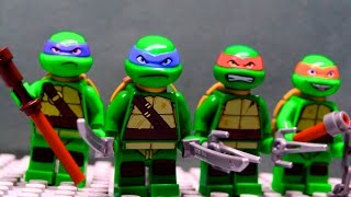 LEGO TMNT Teenage Mutant Ninja Turtles