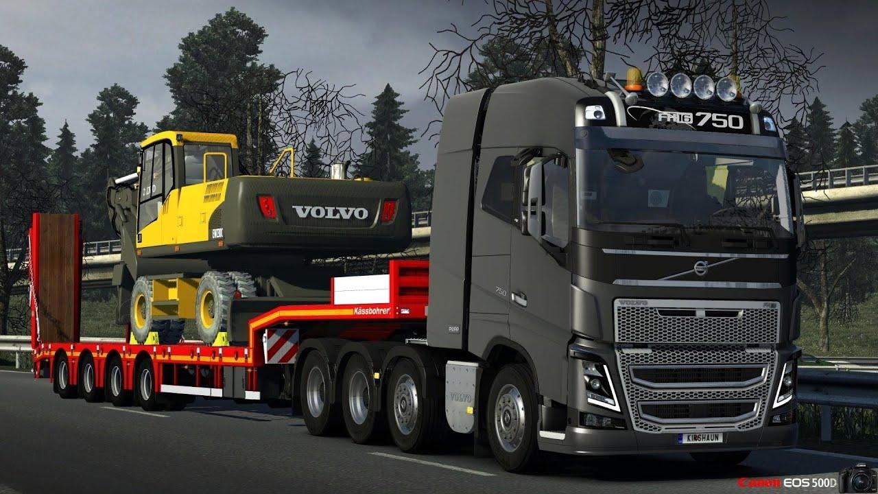 volvo fh euro truck simulator 2
