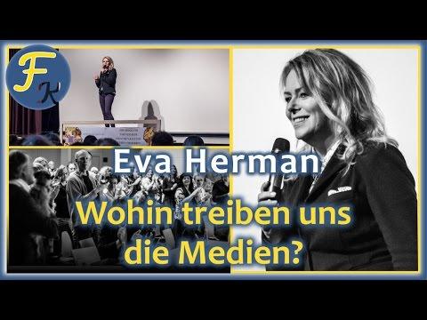 Eva Herman: Wohin treiben uns die Medien?