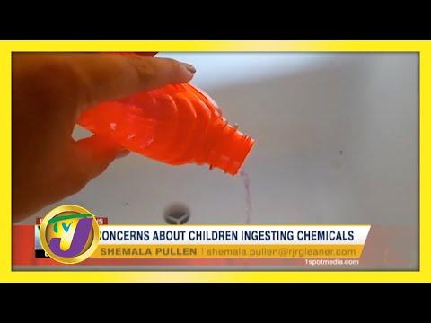 Concerns About Children Ingesting Chemicals   TVJ News