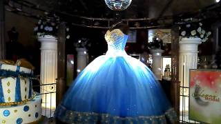 QUINCEANERA QUINCEANERAS DRESSES THE MOST SPECTACULAR BEAUTIFUL  DRESS WOW!