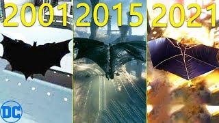 Evolution Of Batman Games 2000-2021