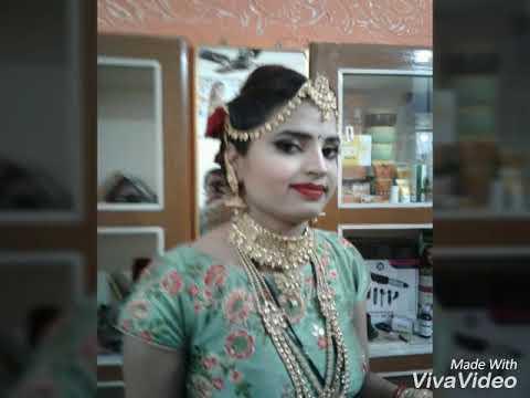 Bridel make up by bhavna dabley