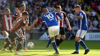 HIGHLIGHTS | SHEFFIELD UNITED 1 TOWN 0