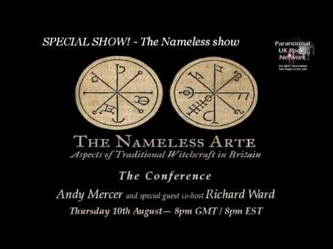 The Nameless Show discuss 'The Nameless Arte' Witchcraft conference