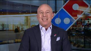 Domino's Pizza CEO: Pizza Meets AI | Mad Money | CNBC