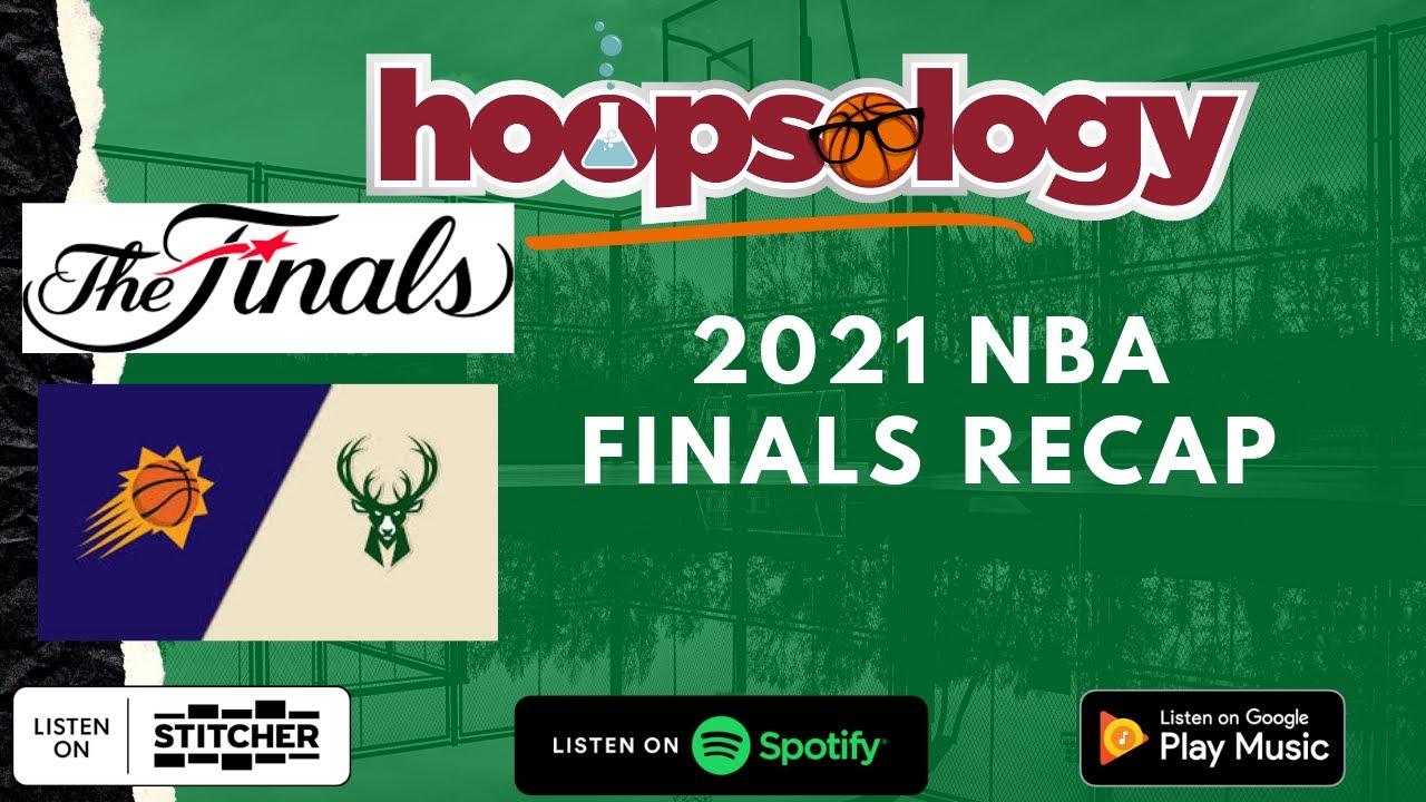 Hoopsology NBA Finals Series Recap