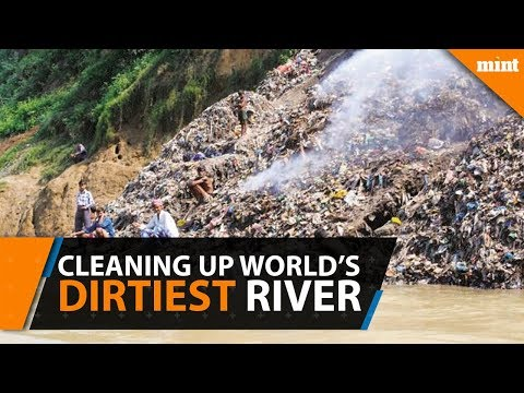 Indonesia scrubbing the 'world's dirtiest river' to make it drinkable