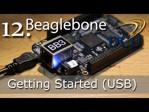 Beaglebone: Getting Started - Windows USB Network Adapter Setup Tutorial
