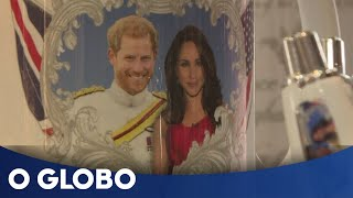 Príncipe Harry e Meghan Markle: o casamento do ano