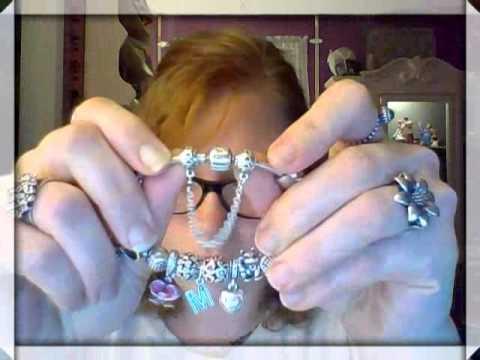 What I have on My Pandora Bracelet!!!2015