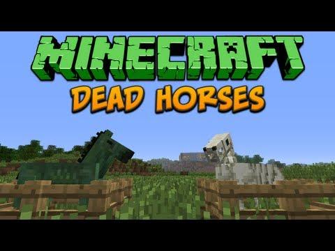 Minecraft: Dead Horses Tutorial
