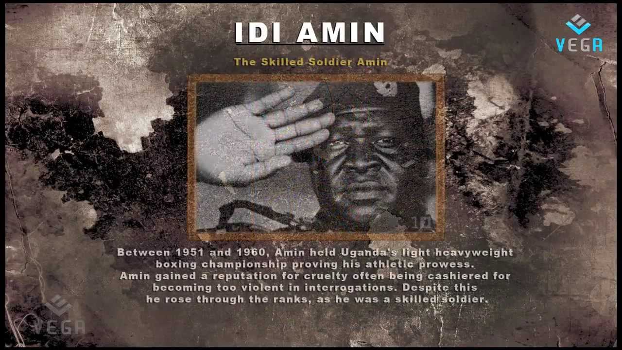 Most Evil Man in the History - Idi Amin - YouTube