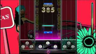 DJMAX PORTABLE 3 -Funky People- Gameplay