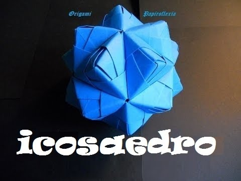 stellated dodecahedron origami instructions