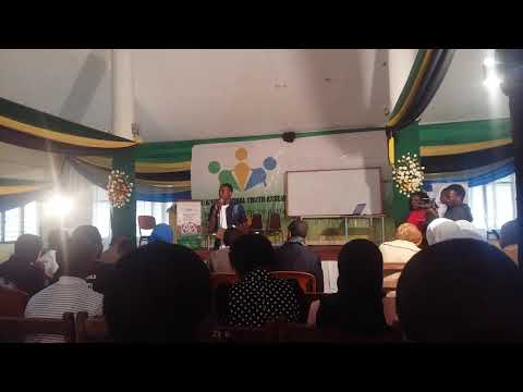 General voices of Youth in  Tanzania National Youth Assembly(4)