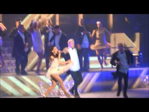 Ariana Grande 1st night at Madison Square Garden NYC concert part 1!!!