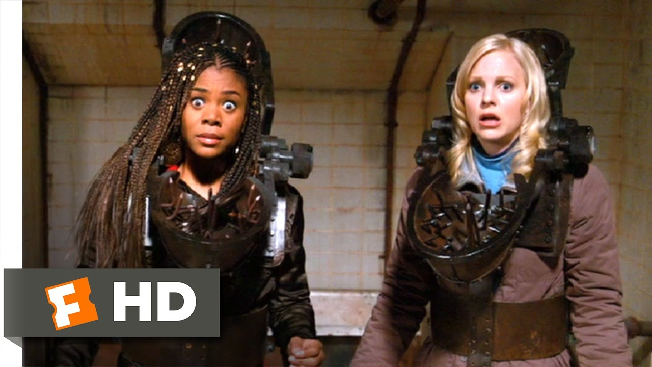 Scary Movie 4 (9/10) Movie CLIP - See What Cindy Saw (2006) HD