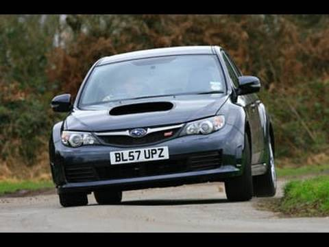 subaru impreza sti vs mitsubishi evo x youtube. Black Bedroom Furniture Sets. Home Design Ideas