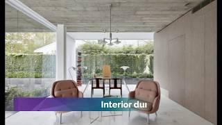 Modern Home Design with Clean Minimalist & Stylish Interior