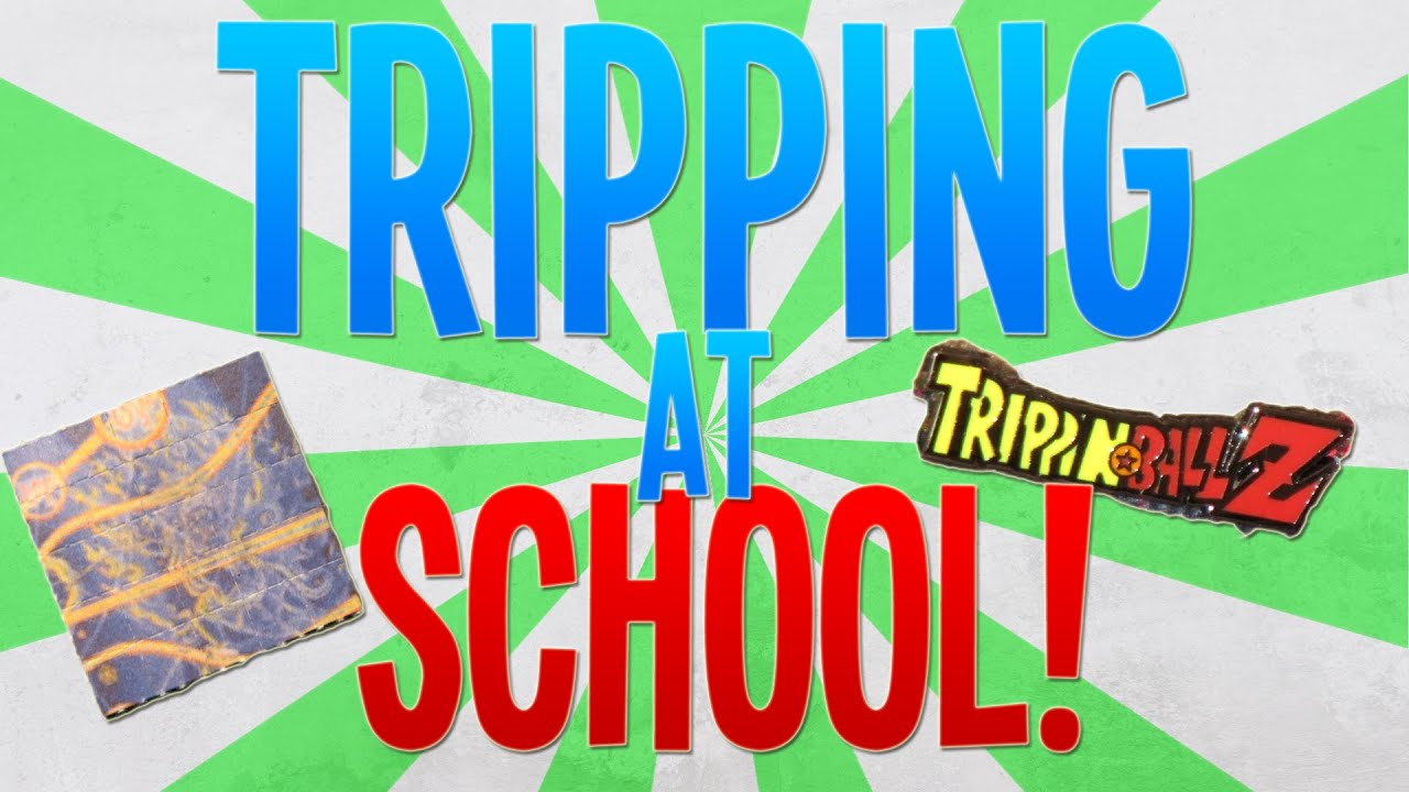 Download TRIPPING AT SCHOOL!