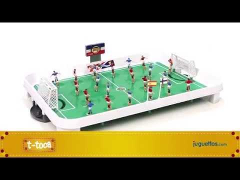 Toca T Mesa Futbolin De Youtube R5j4L3A