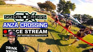ANZA CROSSING is next! Tune in Thursday 8PM PST (back to standard t...