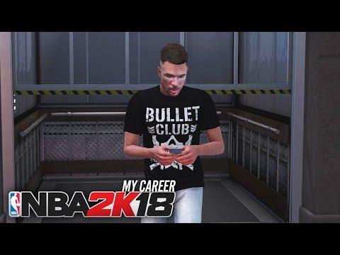 NBA 2K18 My Career - Ep 5 - BULLET CLUB IN THE HOUSE!!