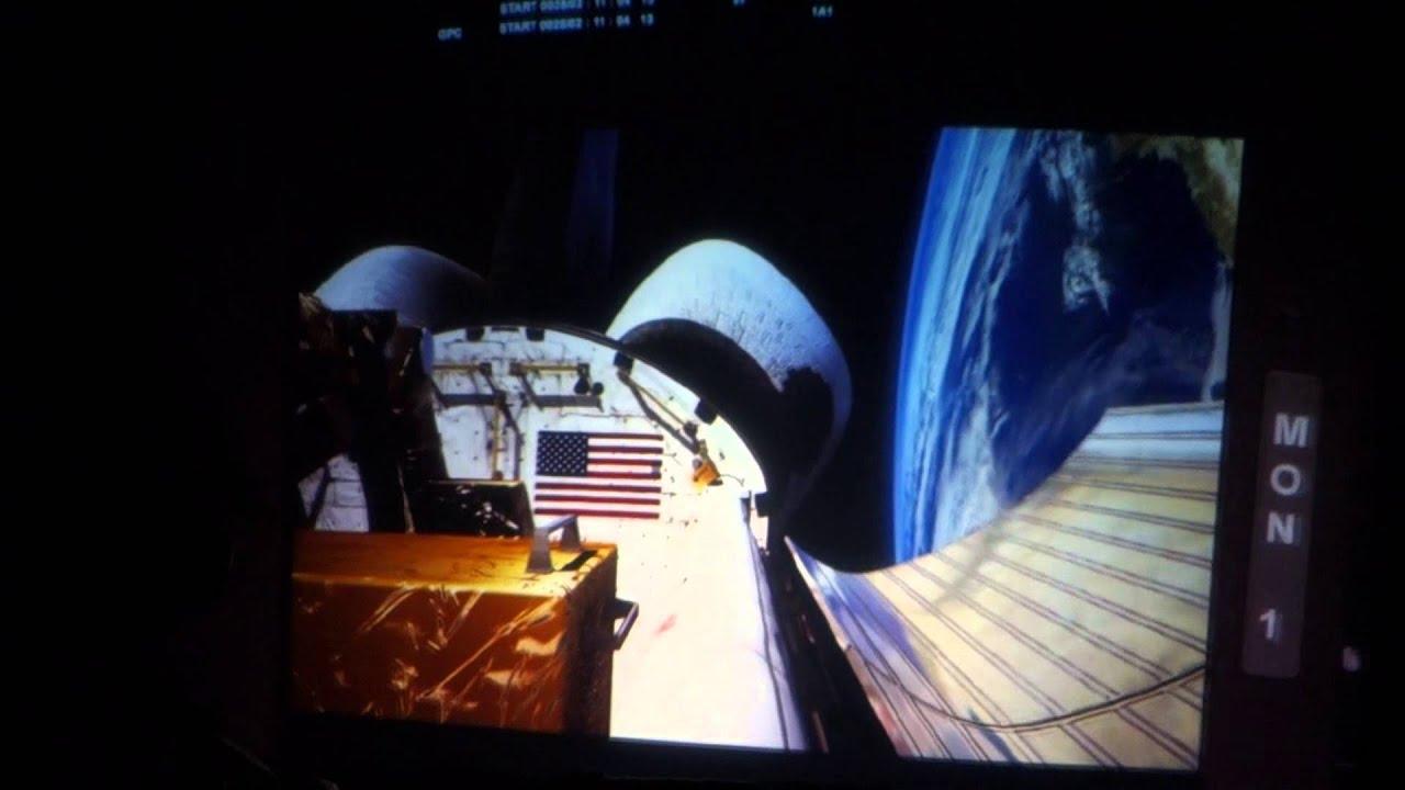space shuttle simulator ride - photo #1