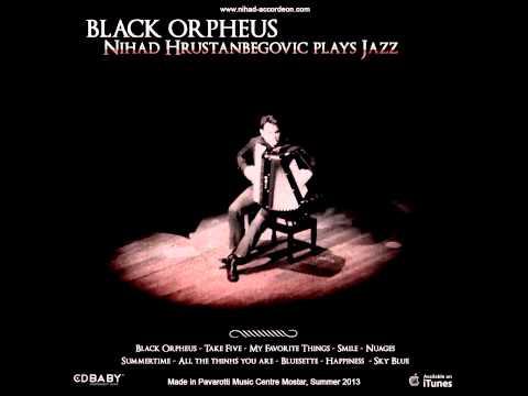 Black Orpheus 5th solo album Nihad Hrustanbegovic Accordion