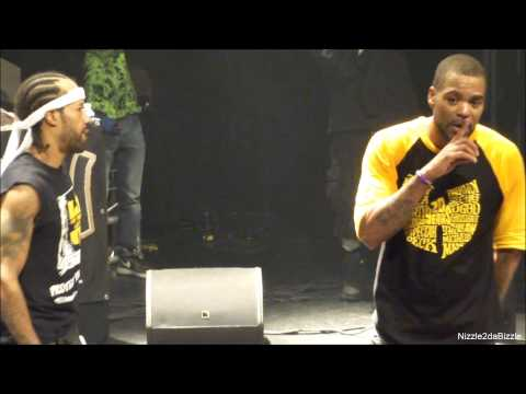 Method Man & Redman  Da Rockwilder  HD 11 12 2014 Paard van Troje Den Haag Netherlands