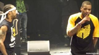 Method Man & Redman - Da Rockwilder live [HD] 11 12 2014 Paard van Troje Den Haag Netherlands