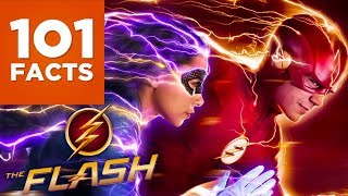 101 Facts About The Flash