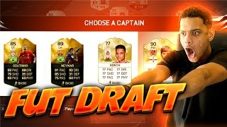 OMG INSANE NEW FUT DRAFT GAMEMODE!!! FIFA 16